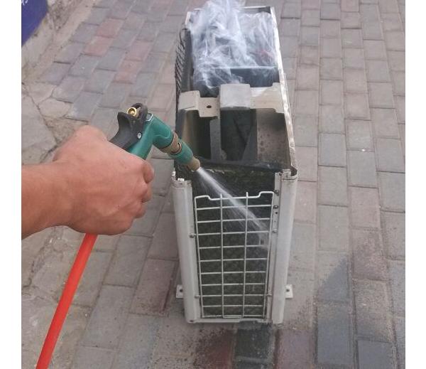 石家庄中央空调清洗