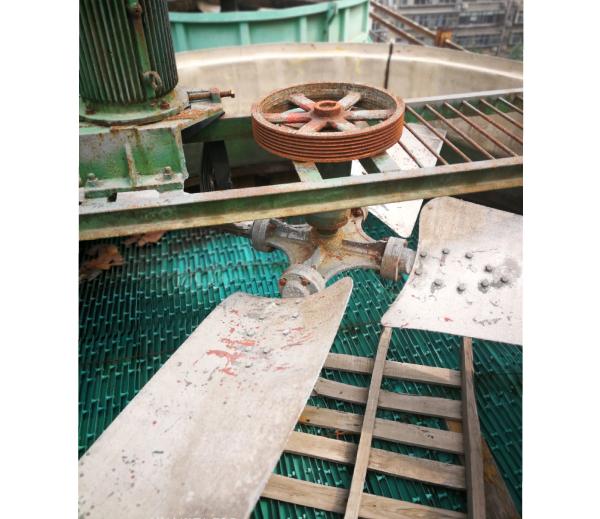 横流式冷却塔清洗