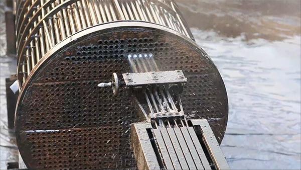 石家庄换热器清洗